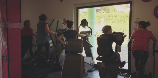 ginnastica metabolica bruciagrassi - palestra per sole donne a cepagatti - pescara