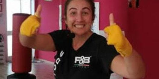 Istruttrice Fit&boxe - palestra per sole donne - cepagatti